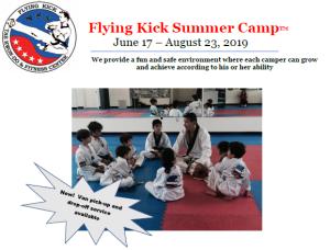Summer Camp 20198